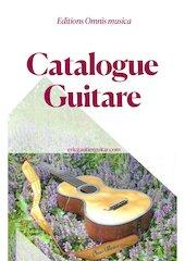 catalogue omnis musica guitare 2021