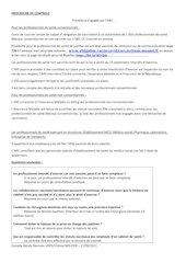 vaccination et interdiction dexercice