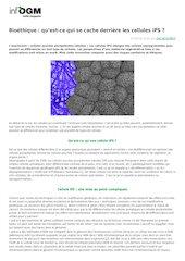 ips cellules pluripotentes