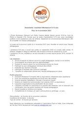 211012 annonce recrutement assistant pour classe 6 12