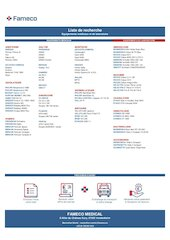 fameco medical wanted list mm fr